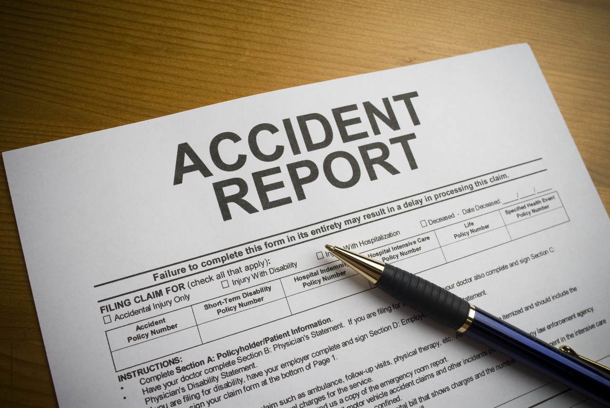 Incident Reporting Culture